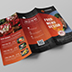 Food Trifold Brochure - GraphicRiver Item for Sale
