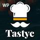 Tastyc - Restaurant WordPress Theme - ThemeForest Item for Sale