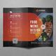 Food Bifold Brochure - GraphicRiver Item for Sale