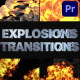 Explosion Transitions | Premiere Pro MOGRT - VideoHive Item for Sale
