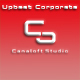 Upbeat Corporate Inspiring Technology Background