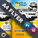 Car Maintenance Flyer Templates - GraphicRiver Item for Sale
