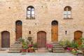 Street in Pienza, Tuscany - PhotoDune Item for Sale