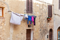 Laundry on the rope - PhotoDune Item for Sale