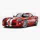 Dodge Viper SRT10 2008 - 2010 - 3DOcean Item for Sale