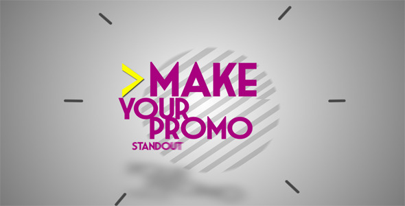 Typography After Effects Templates From Videohive Page 9