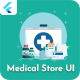 Flutter Medical Store UI kit | Upload Prescription | Shopping UI | Health Blog | UI Kit Template - CodeCanyon Item for Sale