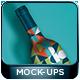 Wine Bottle Mockup 003 - GraphicRiver Item for Sale
