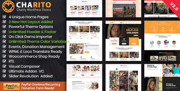 Charito - Nonprofit Charity