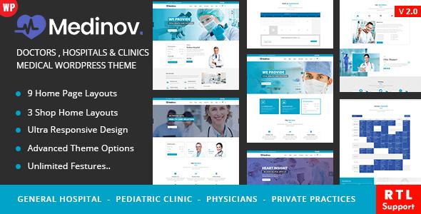 Medical Health WP