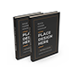 Book Cover Mockup Template Set Vol 4 - GraphicRiver Item for Sale