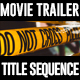 Film Credits   Movie Trailer - VideoHive Item for Sale