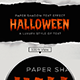 Halloween Text Effects Style - GraphicRiver Item for Sale