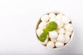 Mozzarella cheese and basil - PhotoDune Item for Sale
