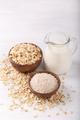 Non dairy oat milk - PhotoDune Item for Sale