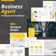 Business Agent Google Slides Template - GraphicRiver Item for Sale