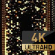 Hex Transitions Gold 4K - VideoHive Item for Sale