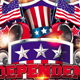 USA Independence Day Fourth July Flyer - GraphicRiver Item for Sale