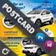 Car Maintenance Postcard Templates - GraphicRiver Item for Sale