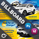 Car Maintenance Billboard Templates - GraphicRiver Item for Sale