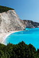 Famous beach in Lefkada Greece - PhotoDune Item for Sale