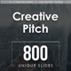 Creative Pitch Powerpoint Templates Bundle - GraphicRiver Item for Sale