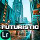 Futuristic Cinematic Presets Lightroom Desktop & Mobile - GraphicRiver Item for Sale