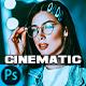 Cinematic Portrait Photoshop Actions - GraphicRiver Item for Sale