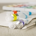 Artists Paint Brush and Paints - PhotoDune Item for Sale