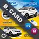 Car Maintenance Business Card Templates - GraphicRiver Item for Sale