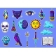 Magic Set of Mystery Items - GraphicRiver Item for Sale