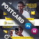 Mobile Payment Postcard Templates - GraphicRiver Item for Sale