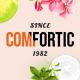 Comfortic - Clean Responsive Beauty & Cosmetic Shopify Theme - ThemeForest Item for Sale