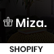 Miza - Multipurpose Clothing And Fashion Bootstrap 4 Shopify Theme With Sections - ThemeForest Item for Sale