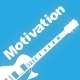 Inspirational Motivational Delicate Guitar