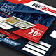 Fence Service Postcard Template - GraphicRiver Item for Sale