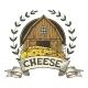 Cheese Maker Vintage Emblem Line Art Sketch - GraphicRiver Item for Sale