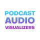Podcast Audio Visualizers - VideoHive Item for Sale