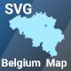 ZS Belgium map - CodeCanyon Item for Sale