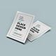 Flyer Paper Mockup Template Set Vol 2 - GraphicRiver Item for Sale