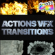 Smoke And Fire Transitions | FCPX - VideoHive Item for Sale