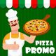 Pizza and Pizzeria Promo - VideoHive Item for Sale