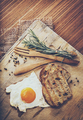 Tasty Morning Fried Egg - PhotoDune Item for Sale