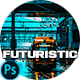 Futuristic Cinematic Photoshop Actions - GraphicRiver Item for Sale