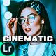Cinematic Neon  Portrait  Presets Lightroom Desktop & Mobile - GraphicRiver Item for Sale