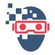 Virtual Reality Logo - GraphicRiver Item for Sale