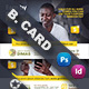 Mobile Payment Business Card Templates - GraphicRiver Item for Sale