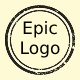 Epic Percussion Cinematic Drums Logo