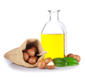 Australian macadamia nuts with leaves and nut oil - PhotoDune Item for Sale