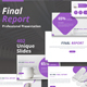 Final Report Keynote Template - GraphicRiver Item for Sale